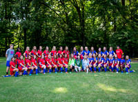 Bartlett HS Girls Soccer_2014