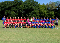 Bartlett HS Girls Soccer_2017